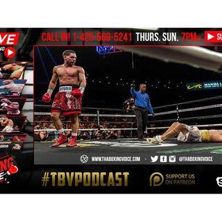 Garcia vs Rios & Groves vs Eubank Jr REVIEW-Plus KEN PORTER LIVE on AIR