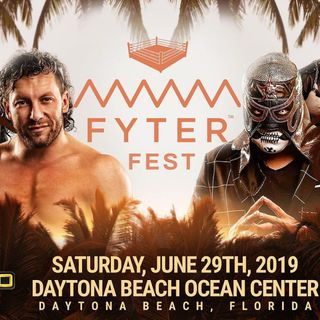 TV Party Tonight: AEW Fyter Fest Review