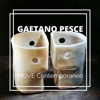 Gaetano Pesce e il mondo del vetro