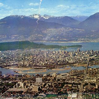 The fateful encounter, Vancouver 1966