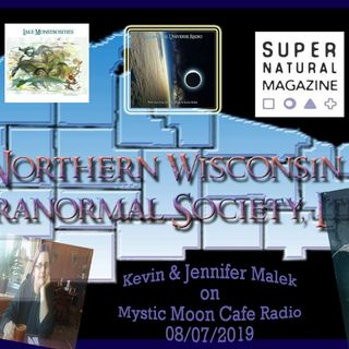 Kevin & Jennifer Malek Talk Paranormal