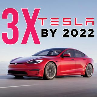 291. Tesla Sales Will 3X Stock in 2022