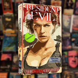 08: Resident Evil: The Final Chapter
