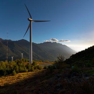 Dizionario della Montagna, E come Energia