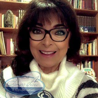 """Dominika Paleta, amante de la vida sana, hablará de: """"Alimentación y Amor Propio""""."""