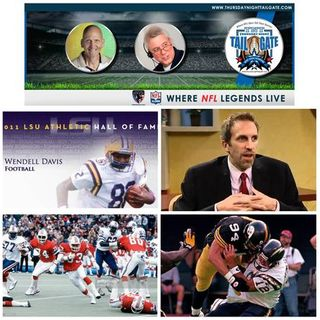 Talking Super Bowl with Wendell Davis, Nick Athan, Tony Collins, & Chad Brown