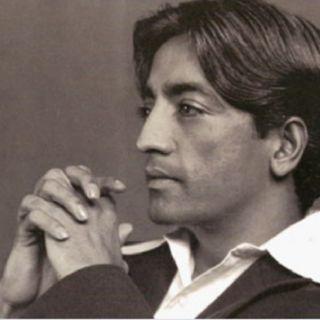 """""""L'insoddisfazione"""" di Jiddu Krishnamurti"""