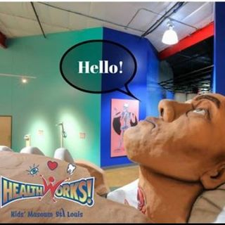 Welcome to STL HealthWorks Kids Museum
