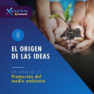 El origen de las ideas - Preservar el medio ambiente