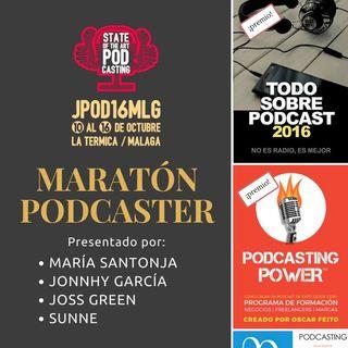 Promo maraton jpod16mlg
