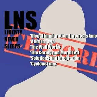 Illegal Immigration and the Wall: LNS 08/23/18 Show Vol. 5--#136