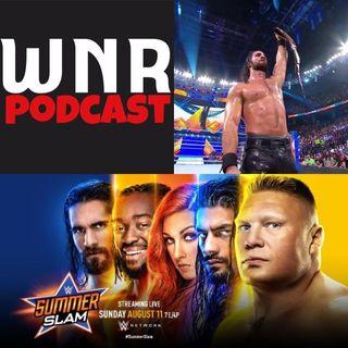 WNR238 WWE SUMMERSLAM 2019