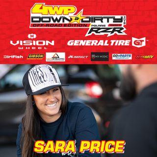#9 - Off-Road Edition - Sara Price