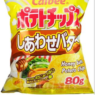 Ssn1Ep5 Snacktime Saturday: Calbee Honey Butter Potato Chips