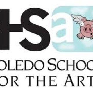 Kim Buehler with Toledo School for the Arts