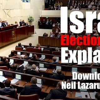 The Israeli Elections