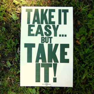 Frits365: Take it Easy - Podcast 018