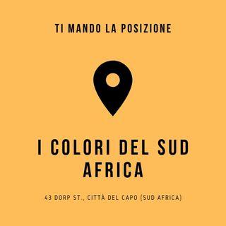 I Colori del Sud Africa - 43 Dorp St, Città del Capo (Sud Africa)