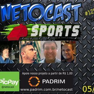 NETOCAST 1251 DE 05/02/2020 - ESPORTES - F1 - FUTEBOL - NFL - NBA - UFC