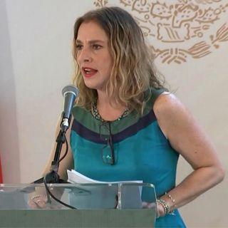 Beatriz Gutiérrez Müller, condenó lo ocurrido en Torreón, Coahuila