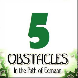 OP5 Obstacles #9 and #10