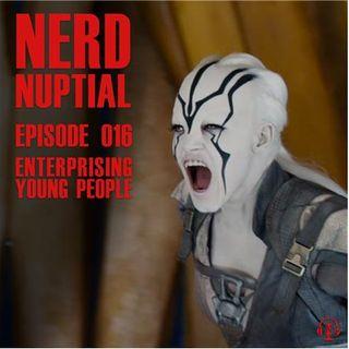 Episode 016 - Enterprising Young People