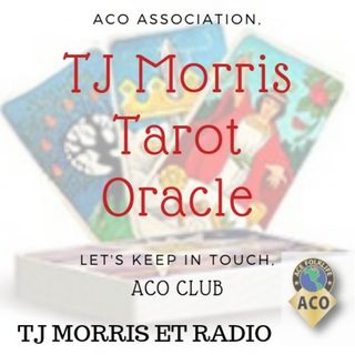 TJ Morris ET Radio Psychic Talk Show LIVE & Recorded