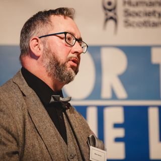 Mike Haines at Humanism 2019