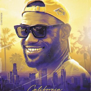How much will LeBron Impact the Lakers? NBA Preview 2018-19 Lakers