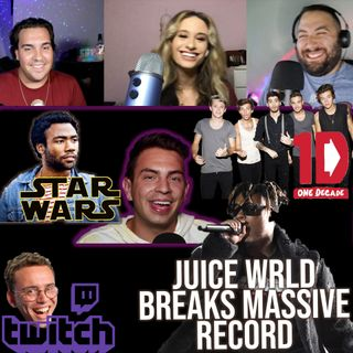 009: Logic Heads to Twitch, 1D REUNION, Childish Gambino on Star Wars & MORE