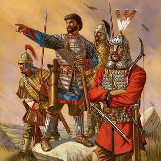 Il trionfo di Belisario (533-534) - Ep. 65