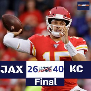 Was Kansas City's Win Over The Jags Tainted?