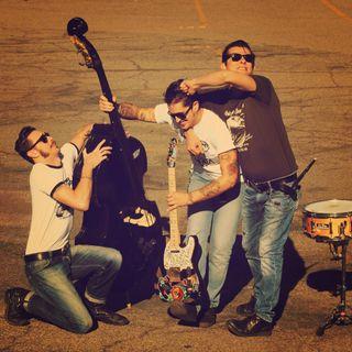 Café Bleu-Sala Prove - LIVE con i NICK'S AIRLINES!