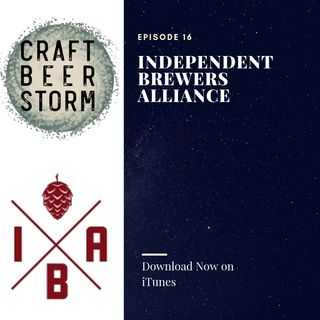 Episode 16 - Co-Op for Small Brewers! - Independent Brewers Alliance