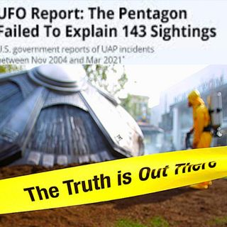 Government UFO Report - Informative or Pacifying