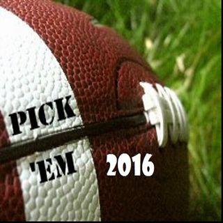 Episode 93.5 - NFL Week 9 Picks
