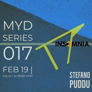 MYD PA 017 | FEB 19 | STEFANO PUDDU