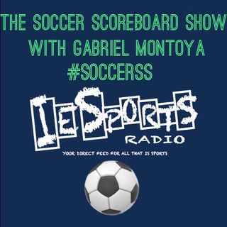 The Soccer Scoreboard Show- El trafico review, Leagues Cup semis, Twitter Battle of Britain, and latest transfer rumors