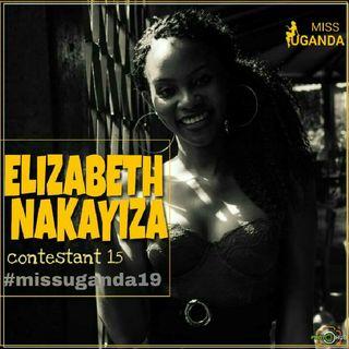 #Elizabeth No.15 #missUg