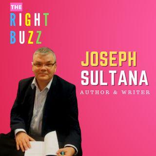 Live Radio Show With Joseph Sultana