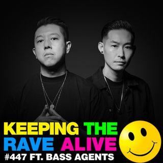 Episode 447: Bass Agents!