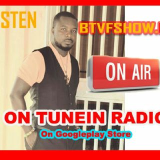 DjAshTogbeOne Is On Air Live Now With The Friday Night Gospel On Btvfshow.fm
