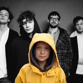 Greta Thunberg e la canzone per il clima, da non perdere