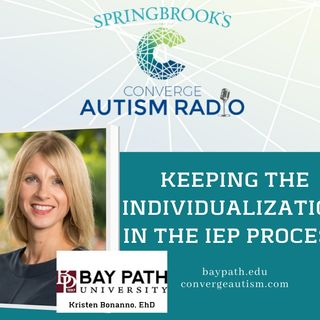 Keeping the Individualization in the IEP Process