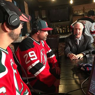 Pete Cannarozzi at PJ Ryan's before Devils home opener [10/4/2019] | Conversations [Season 3 | Episode 4]