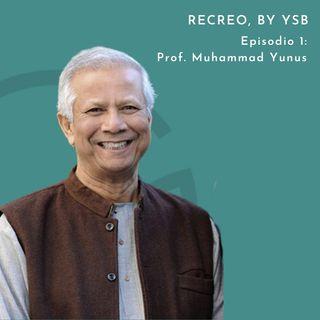 Episodio 1 (parte 2): La oportunidad de Colombia, con el profesor Muhammad Yunus