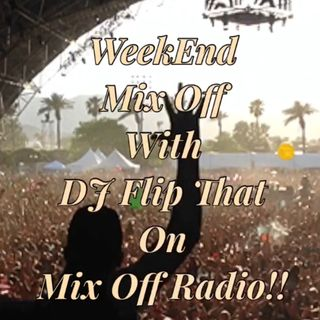 WeekEnd Mix Off 9/13/19 (Live DJ Mix)