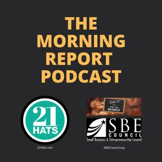 Morning Report Podcast: Mon April 19, 2021