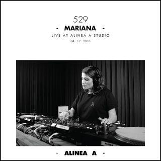 Alinea A #529 Mariana - 04.12.2018