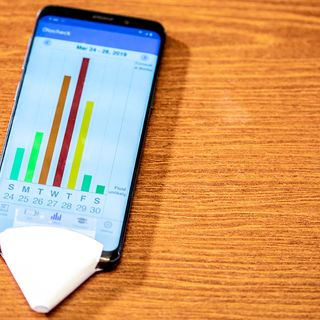 Nonstick chemicals that stick around and detecting ear infections with smartphones